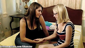 GirlfriendsFilms Raylene Scissors with Young Babe