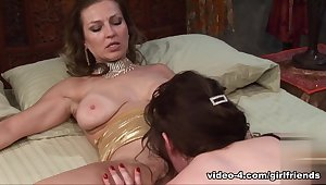 Incredible pornstar Nica Noelle in Horny Cunnilingus, Stockings adult movie