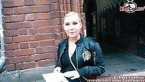 German mom get rid of maroon down teen of lesbian date