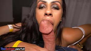 Big butt non-professional latina babe blowjob and fucked indestructible on camera