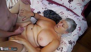 Horny Grannies Hardcore Sex Compilation